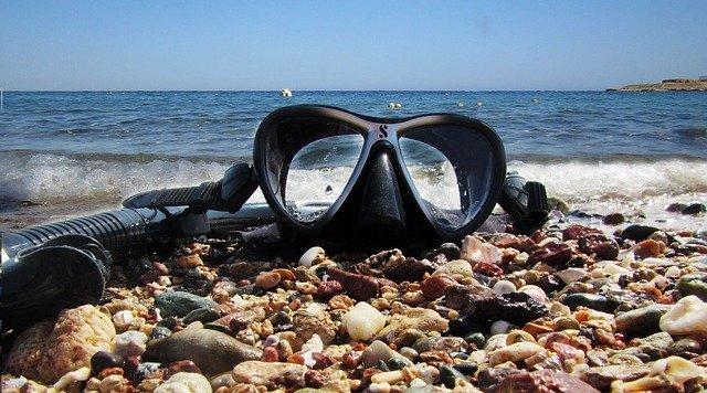 taucherbrille test - beste tauchermasken